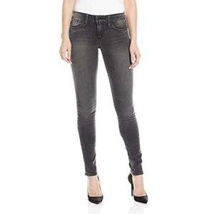 Joe's Jeans The SKINNY in faded black Electra wash